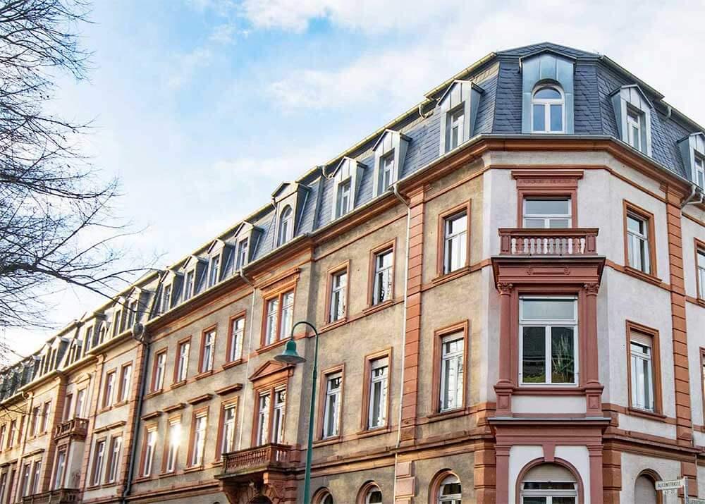 Altbau Eckhaus