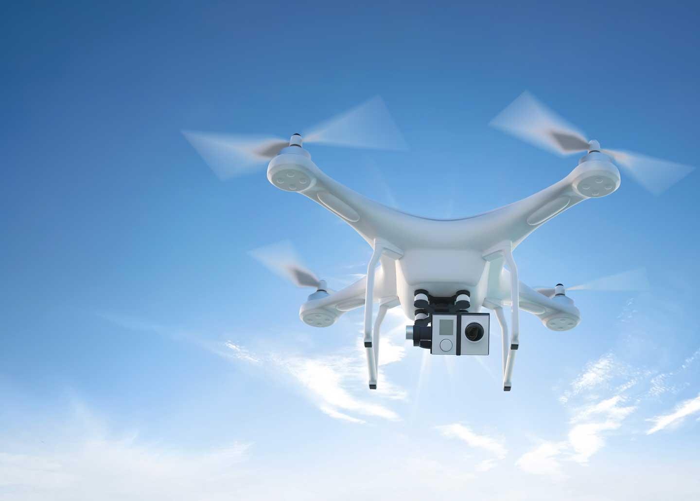 ArtikelbildLuftbilder mit der Drohne - Viele Vorteile für die gesamte Immobilienwirtschaft