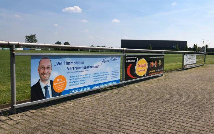 Sponsoring in Albersloh