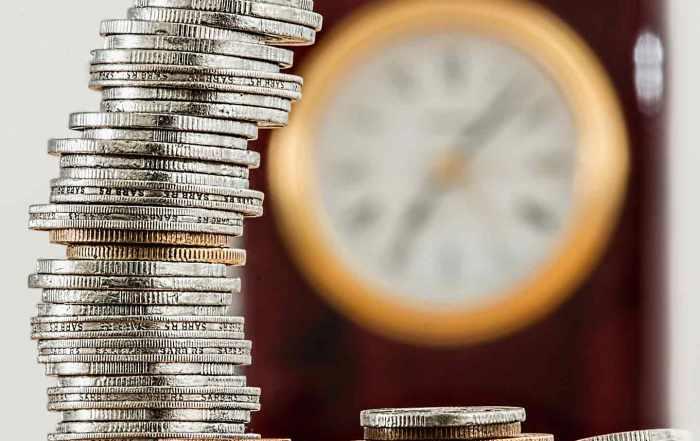 Investitionen und die Zeit, das Gleichgewicht und das Timing sind wichtig!