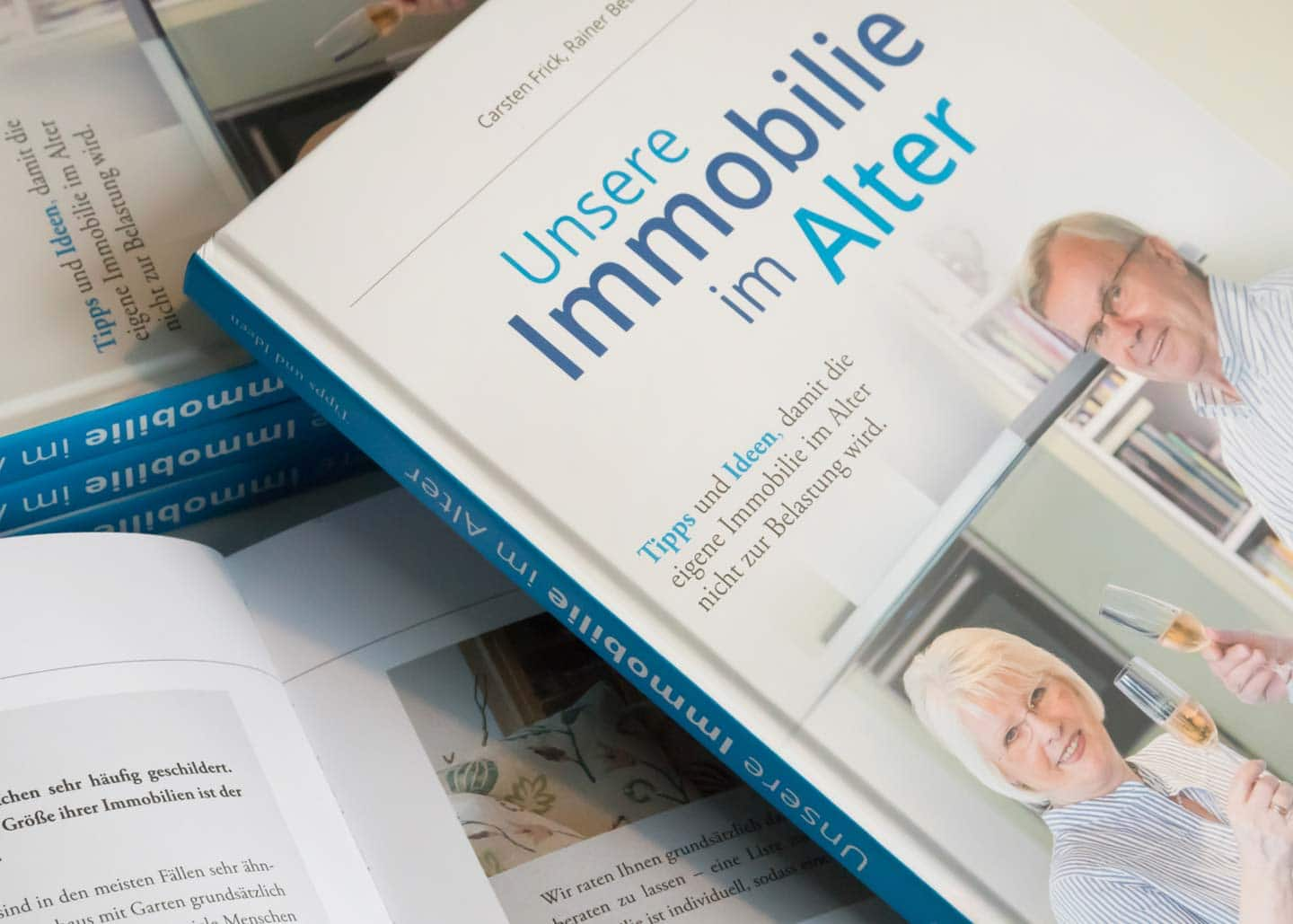 Buch - Unsere Immobilie im Alter