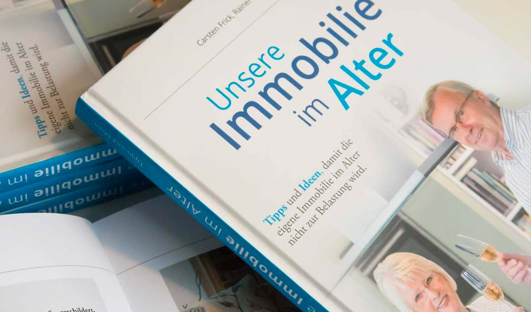 Buch: Unsere Immobilie im Alter