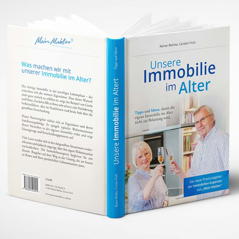"Buch ""Unsere Immobilie im Alter"""
