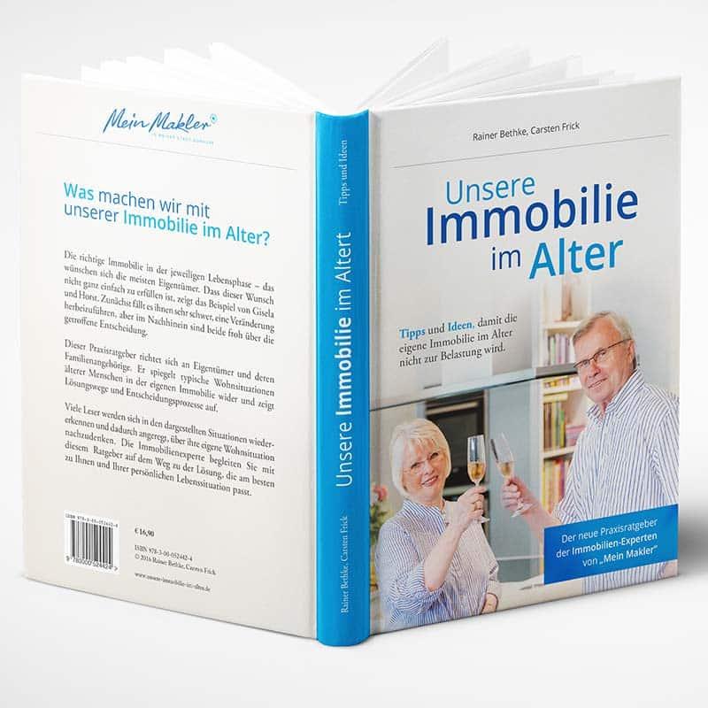 "Buch ""Unsere Immobilie im Alter"""
