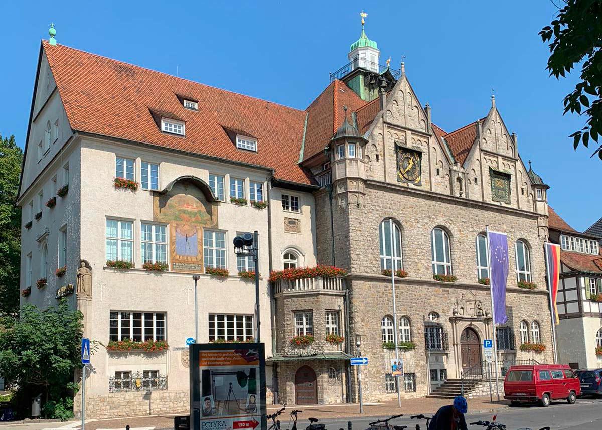 Bergisch Gladbach Rathaus
