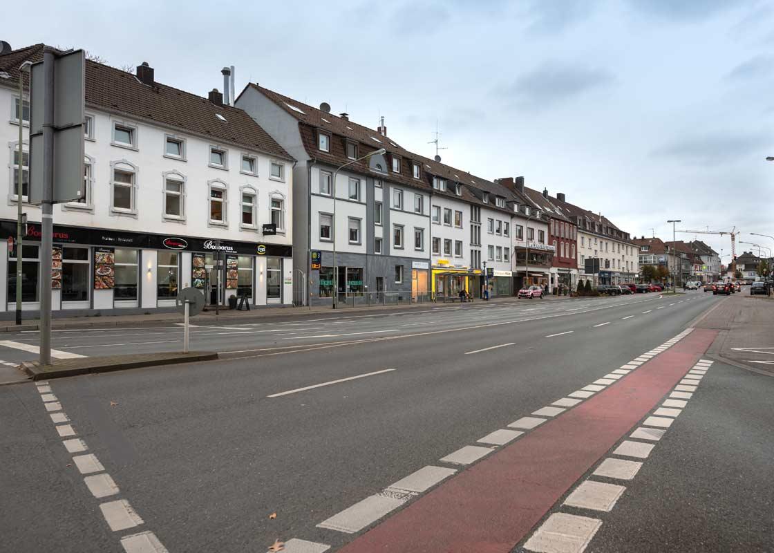 Essen Stadtwald Immobilien auf der Frankenstraße