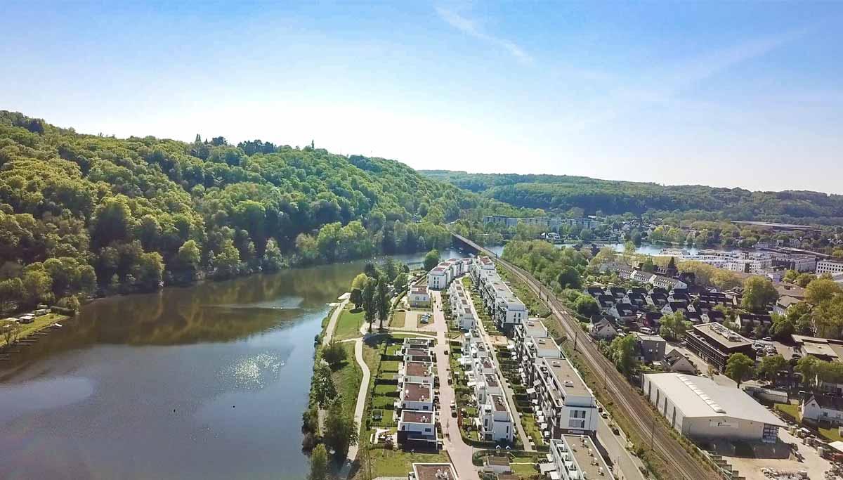 Der Kettwiger Ruhrbogen
