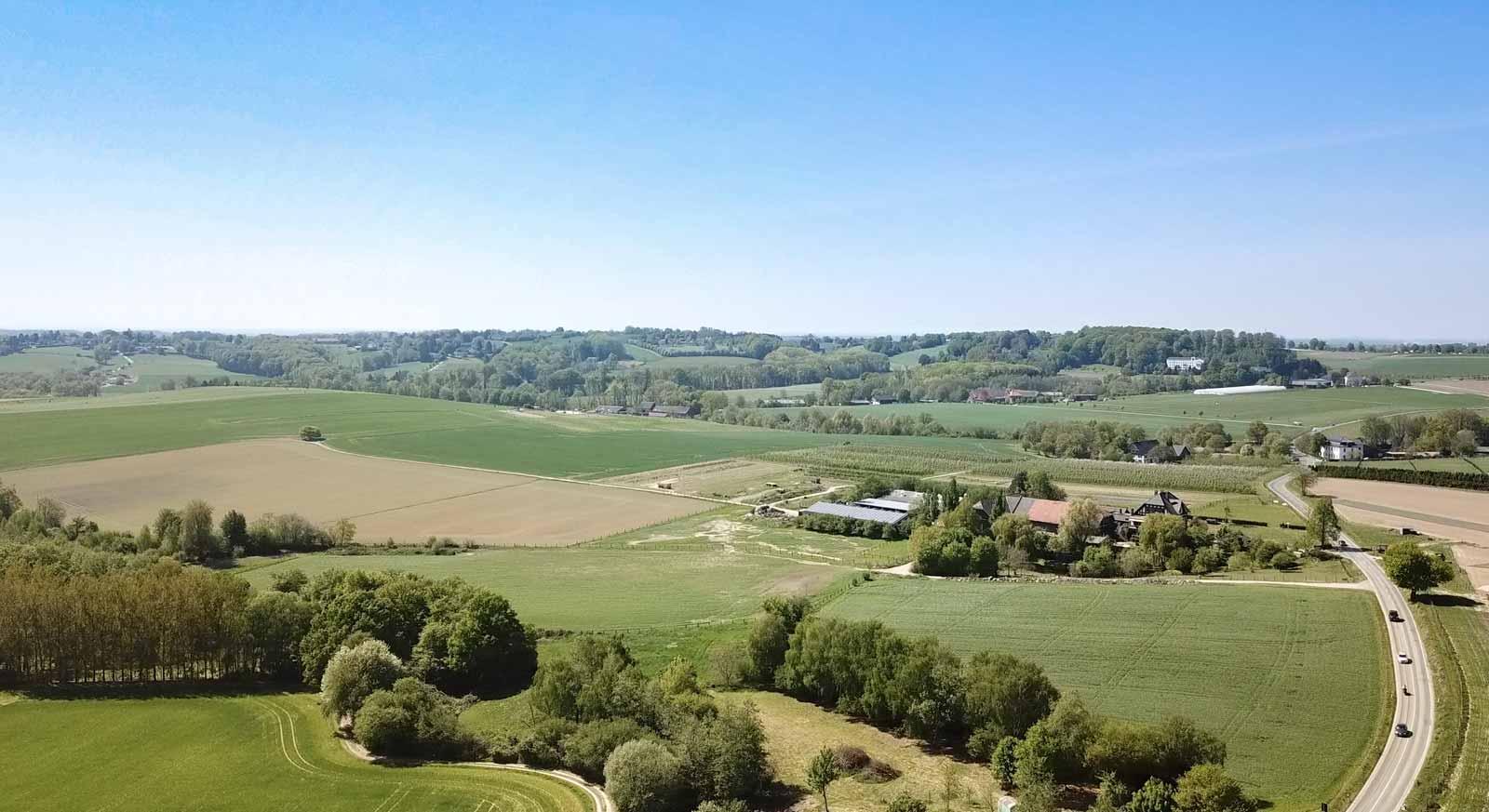 Immobilien in Essen Schuir - Luftaufnahme
