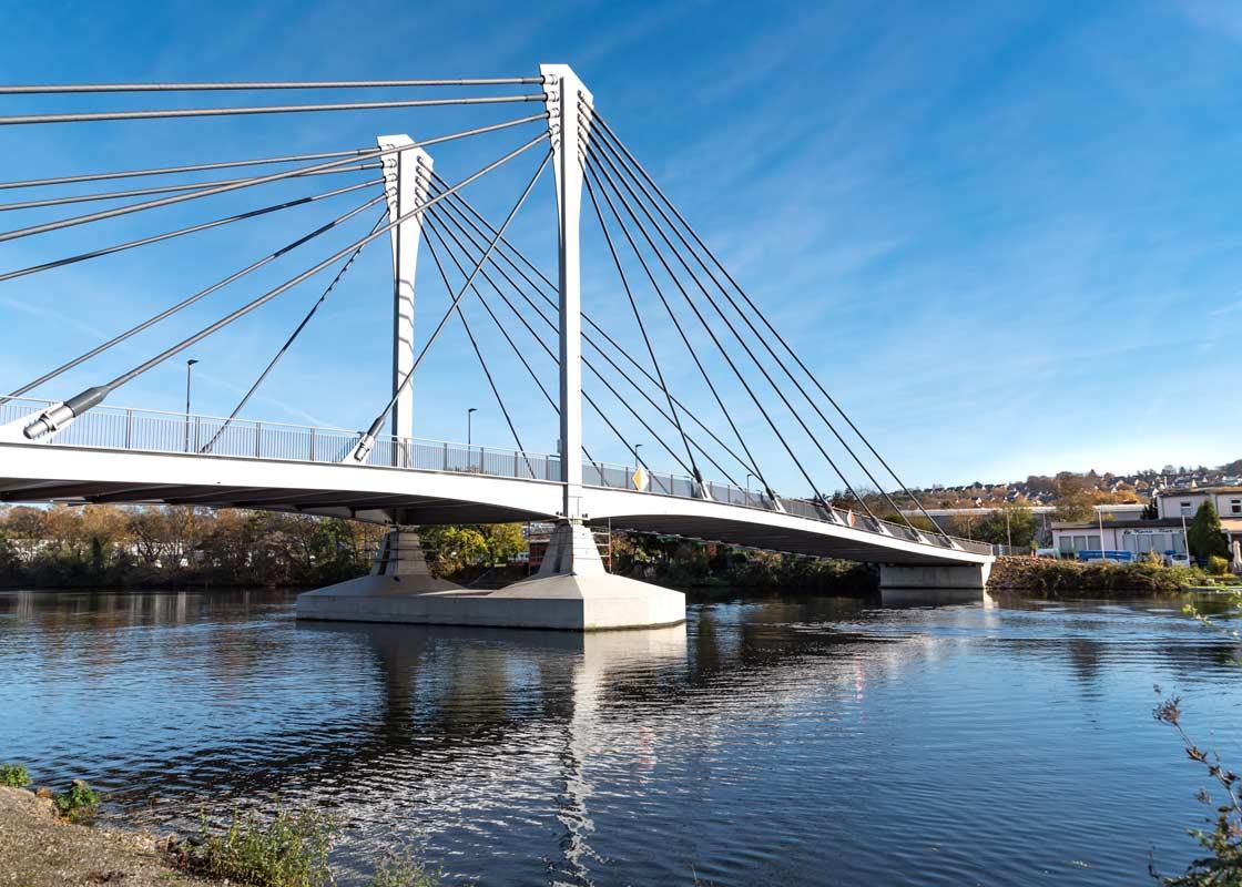 Kampmann Brücke nach Kupferdreh