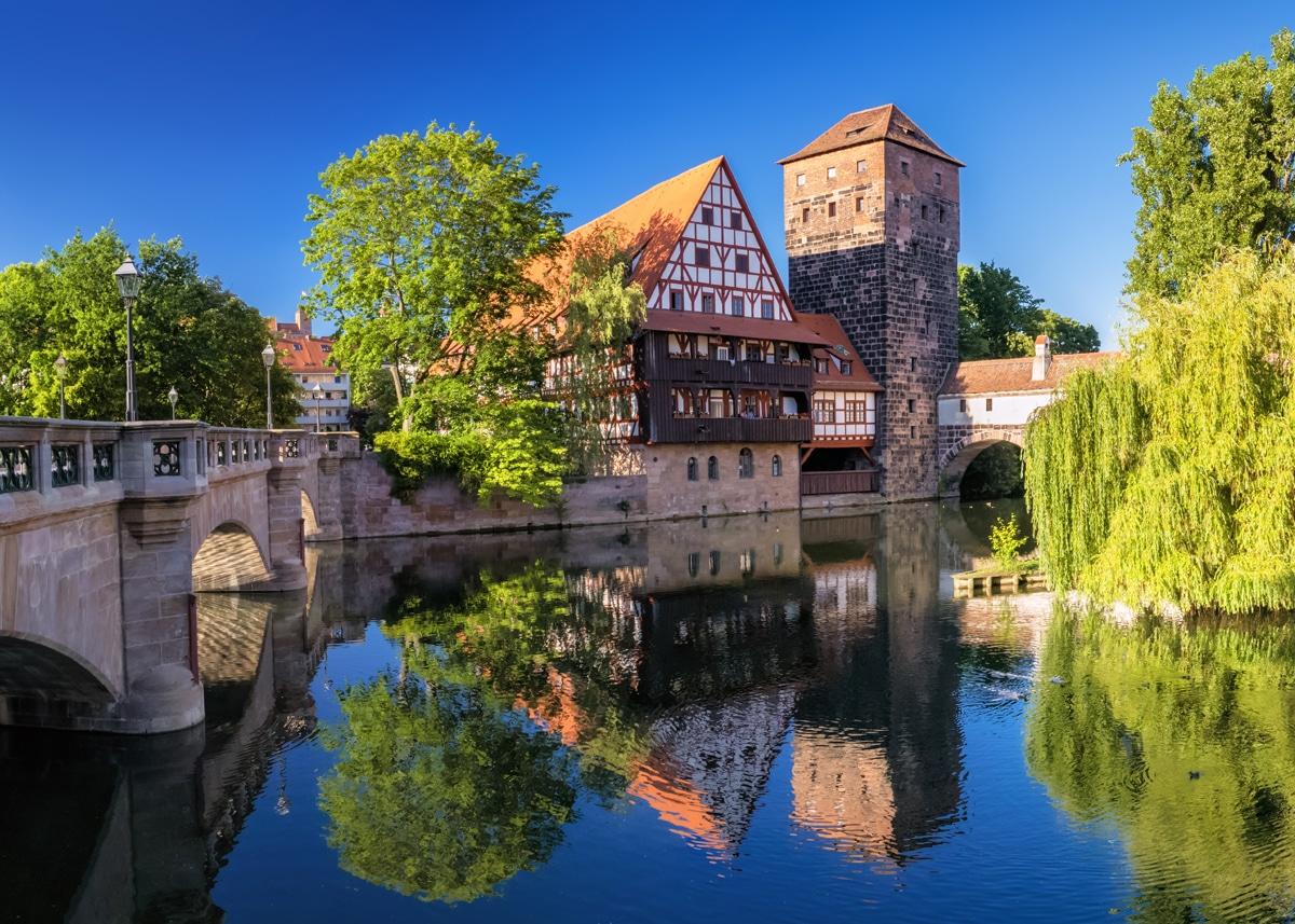 Nürnberg Kettensteg