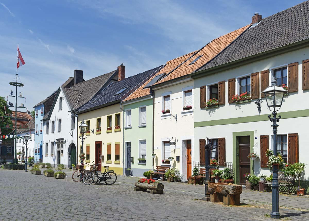 Krefeld Linn - Historische Altstadt