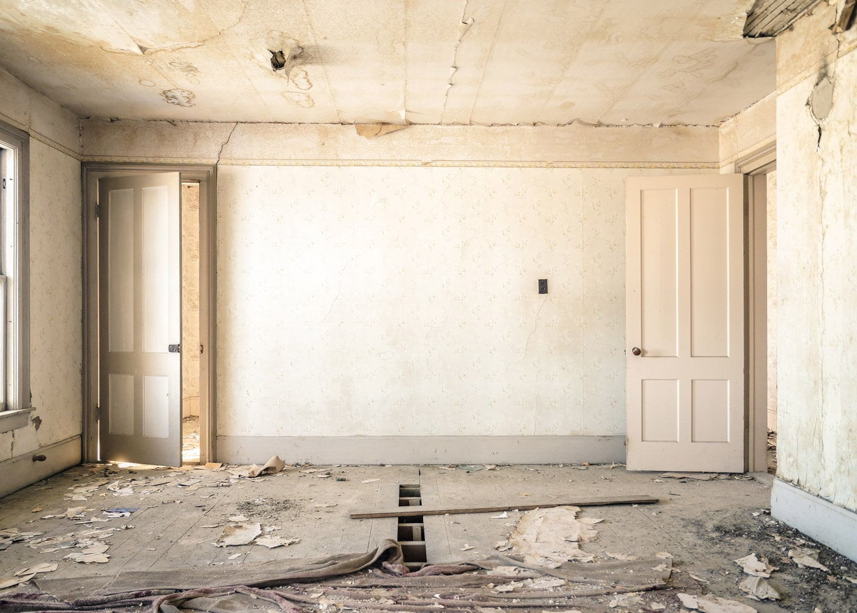 Asbest bei Sanierung