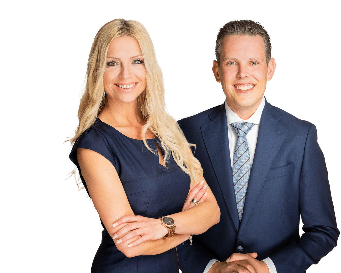 Michaela und Patrick Sachse - Immobilienmakler in Krefeld