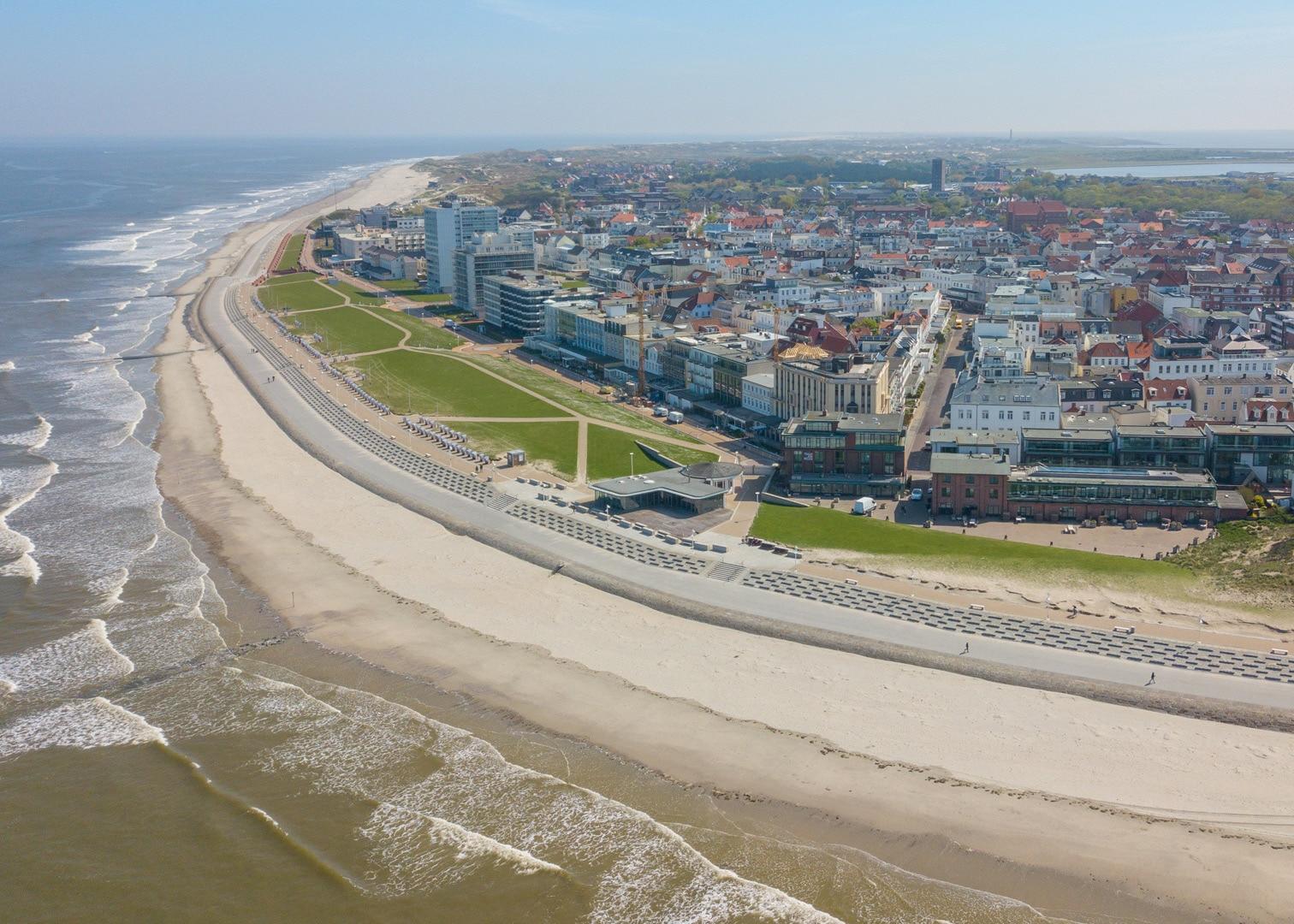 Ferienvermietung auf Norderney
